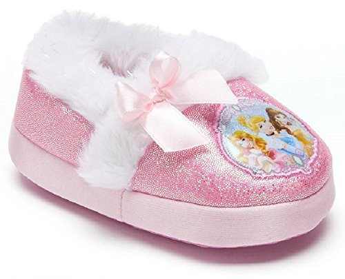 Disney Girl's Princess Slippers - Shoes
