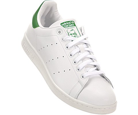 hot sale online 6fe1d 2f671 adidas Stan Smith Men's Sneakers Running White/Green M20324 - Shoes Online  Shop