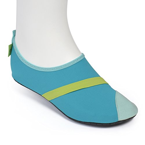 FitKicks-Womens-Slip-On-Fold-and-go-Shoes-0